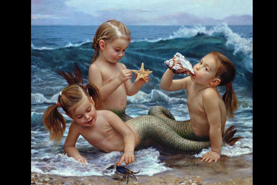 Nude little mermaid porn pics sex galleries